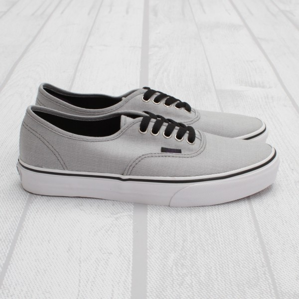 Vans Authentic Suited 'Steel Grey'