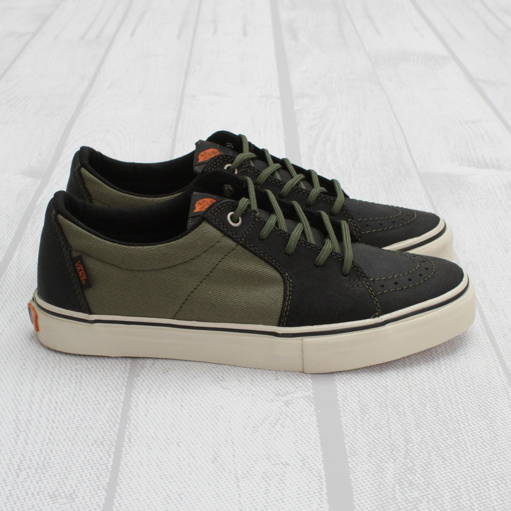 Vans AV SK8-Low 'Jungle Boot/Army Green'