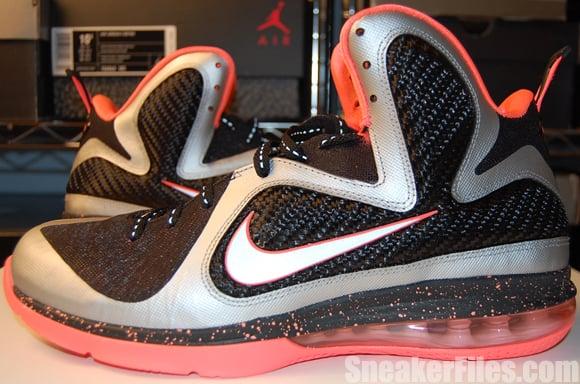Video: Nike LeBron 9 Mango