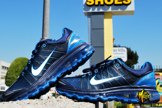Nike Air Max+ 2009 'Midnight Navy' - Now Available