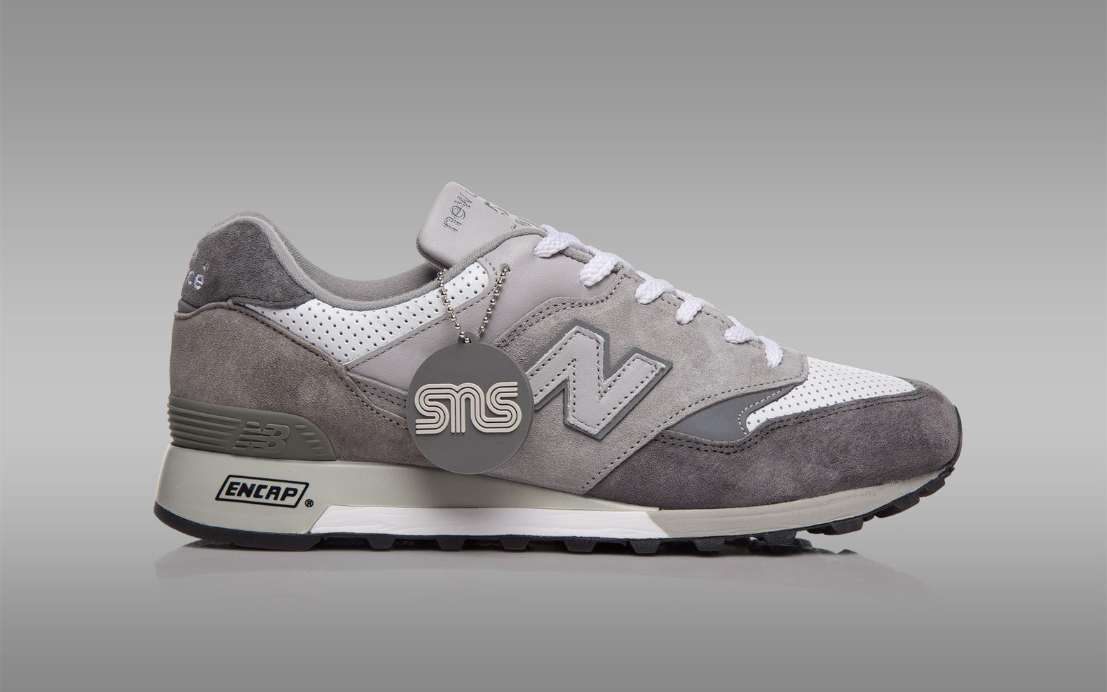 Sneakersstuff x Milkcrate Athletics x New Balance 577 'SNS' - Now Available