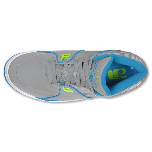 Nike Air Flight 89 'Stealth/Neptune Blue-Action Green-White'