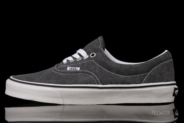 Vans Era Distressed 'Black' - Now Available