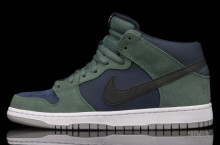 Nike SB Dunk Mid 'Nori' – Now Available