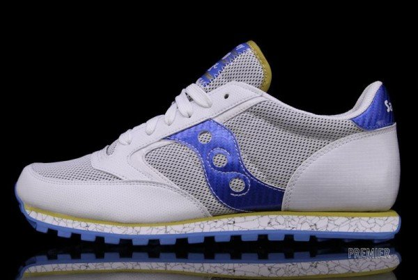 Saucony Jazz Low Pro 'White/Blue'