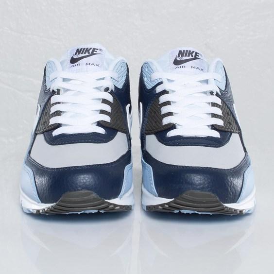 Nike Air Max 90 'Obsidian/White'