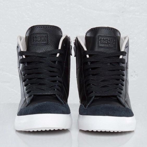 Nike All Court Mid 3 Premium NSW NRG 'Black'