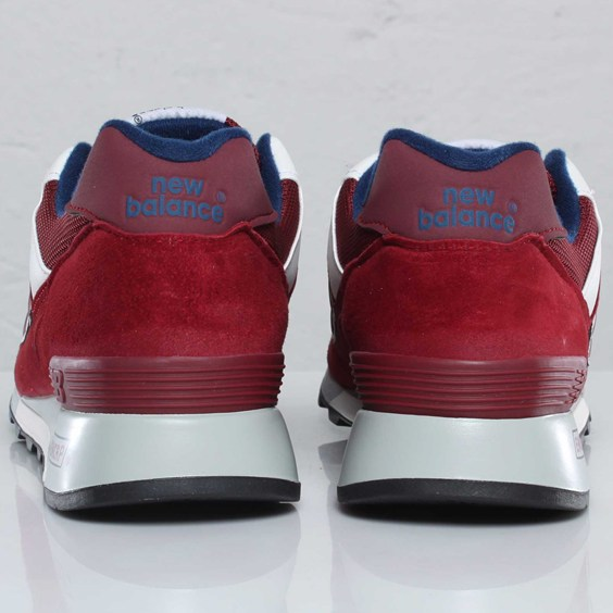 New Balance M577 Made In UK 'Red/Ivory' - Now Available