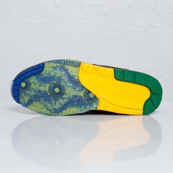 Release Reminder: Nike Air Max 1 'BHM' at European Retailers