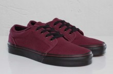 Vans 106 Vulcanized 10 oz Canvas 'Zinfandel'