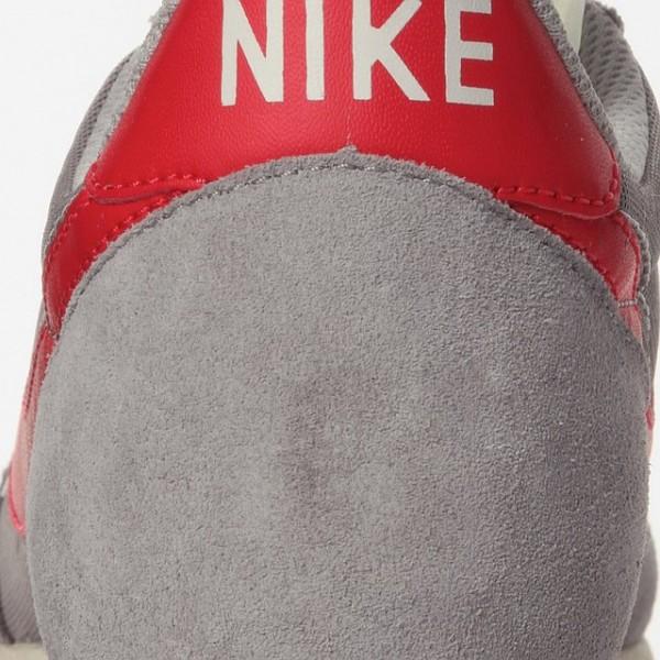 Nike Air Tailwind 'Medium Grey/Action Red-Sail'