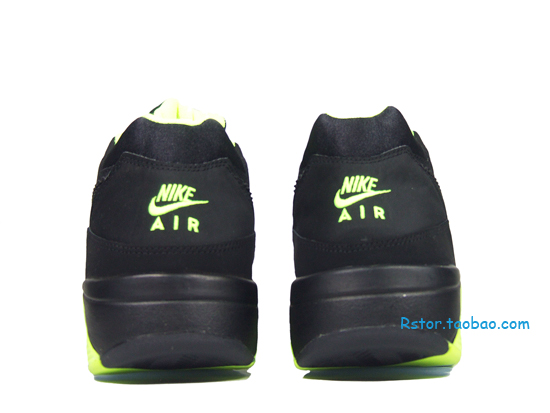 Nike Air Force 180 'Black/Volt'