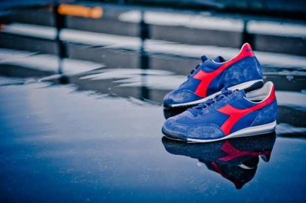 Diadora Heritage Cross 70 - April 2012