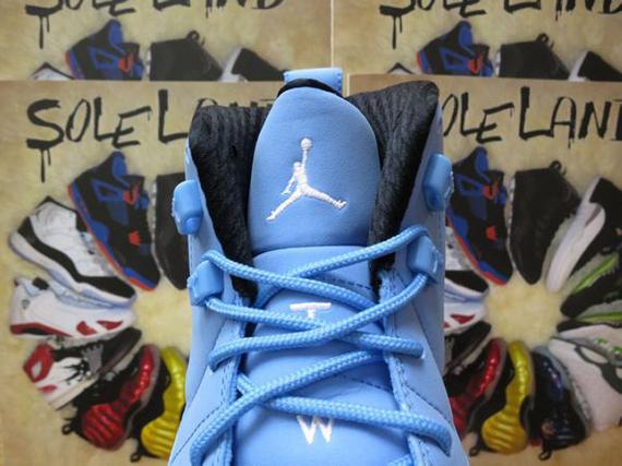 Air Jordan XII (12) Pantone Sample