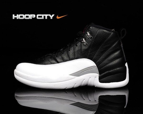 Air Jordan XII (12) 'Playoffs' Hitting Overseas Retailers