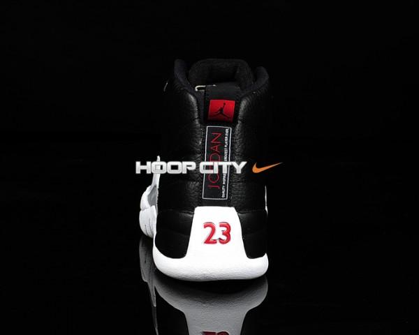 Air Jordan XII (12) 'Playoffs' Hitting Overseas Retailers