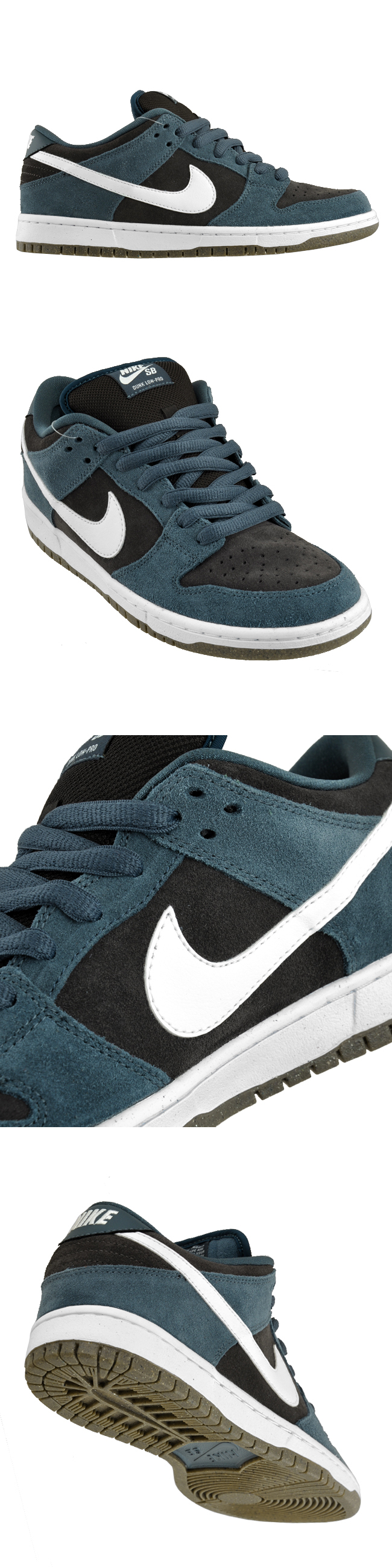 Nike SB Dunk Low 'Slate Blue'