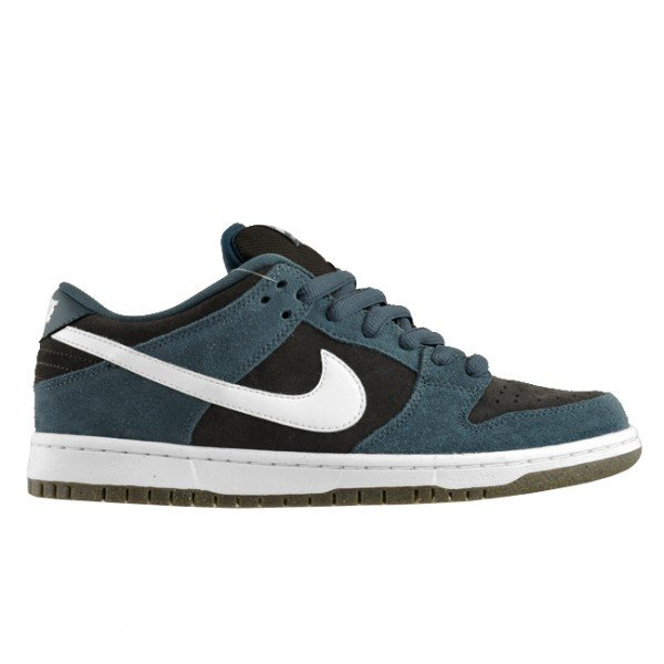 Nike SB Dunk Low 'Slate Blue'