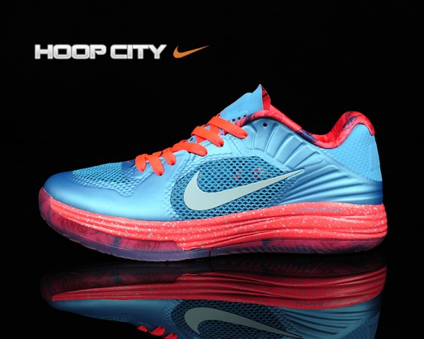 Nike Lunar Hypergamer Low 'Rose Classic' - Another Look