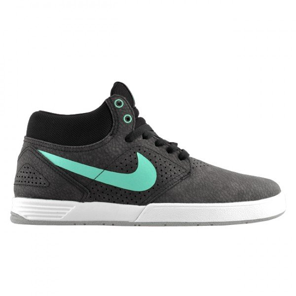 Nike SB P-Rod 5 Mid 'Black/Mint' - Another Look