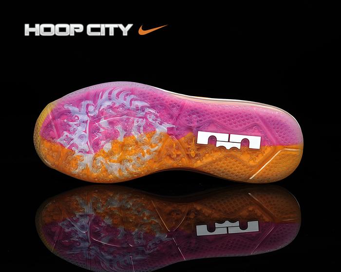 Nike LeBron 9 Low 'Floridians'