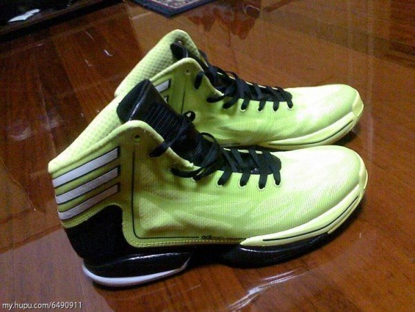 adidas adiZero Crazy Light 2 'Electricity' - Another Look