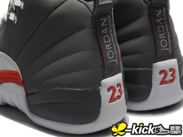 Air Jordan XII (12) 'Cool Grey' - Another Look