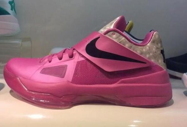 Nike Zoom KD 4 Aunt Pearl Release Date Info
