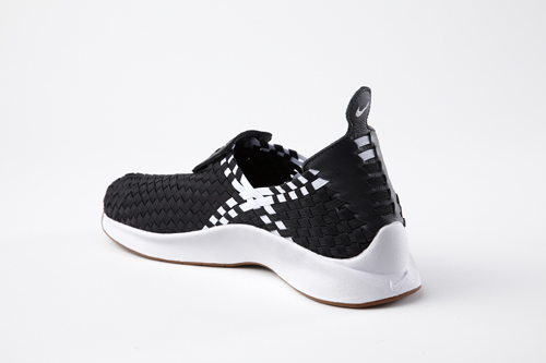 Nike Air Woven QS 'Black/White-Hazelnut' - Release Date + Info