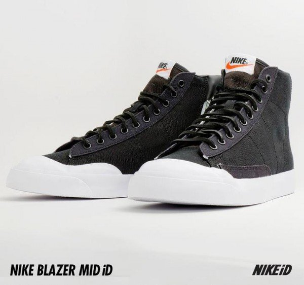 Nike Blazer Mid iD - Now Available