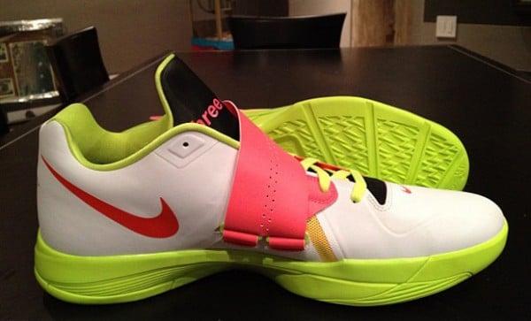 Nike Zoom KD IV 'Three 4 Five'