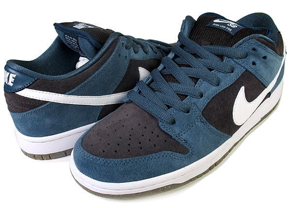 Nike SB Dunk Low 'Slate Blue' - Another Look