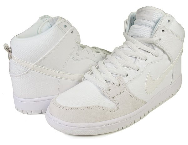 Nike SB Dunk High 'Summit White'