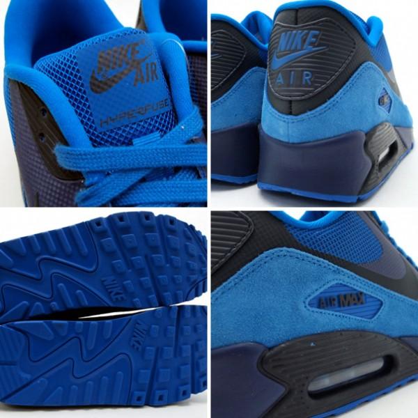Nike Air Max 90 Hyperfuse PRM 'Soar/Dark Obsidian'