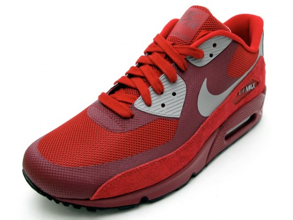 Nike Air Max 90 Hyperfuse PRM 'Gym Red/Medium Grey'