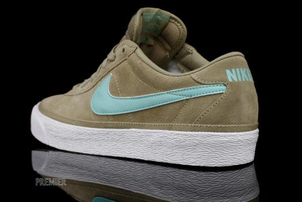 Nike SB Bruin 'Neutral Olive/Mint' - Now Available