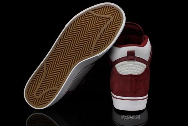 Nike Dunk High LR 'Team Red/Metallic Platinum'