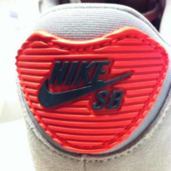 Nike SB Eric Koston x Nike Air Max 90 'Infrared' Teaser