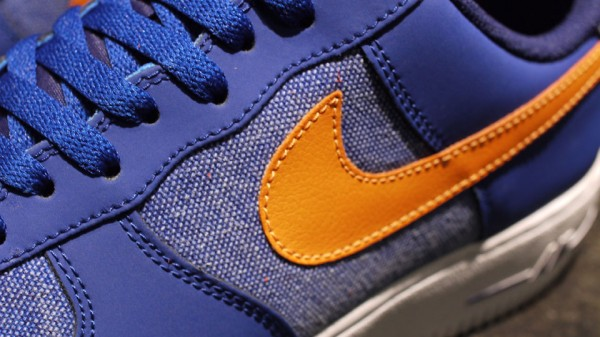 Nike Air Force 1 Low 'Blue/Orange'
