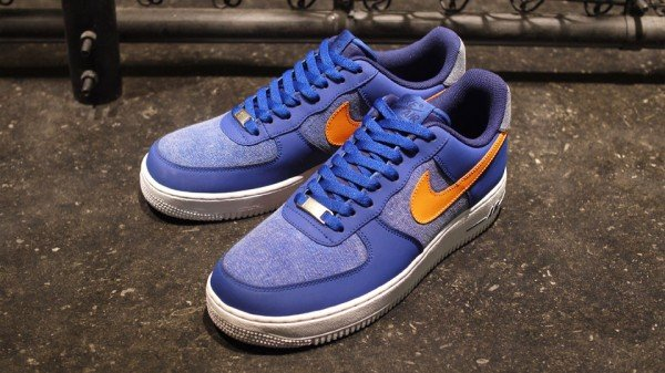 Nike Air Force 1 Low 'Blue/Orange'