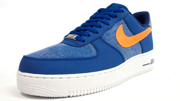 Nike Air Force 1 Low 'Blue/Orange' - Another Look