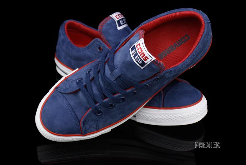 Converse CTS Ox 'Blue/Red'