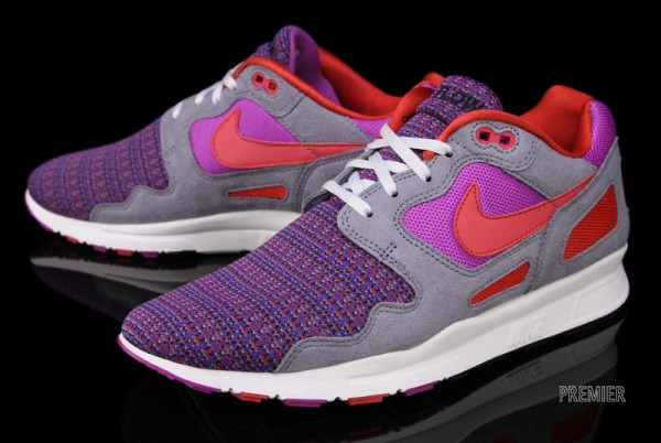 Nike Air Flow 'Magenta/Action Red-Stealth' - Now Available at Premier