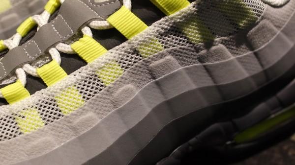 Nike Air Max 95 No-Sew 'Neon'