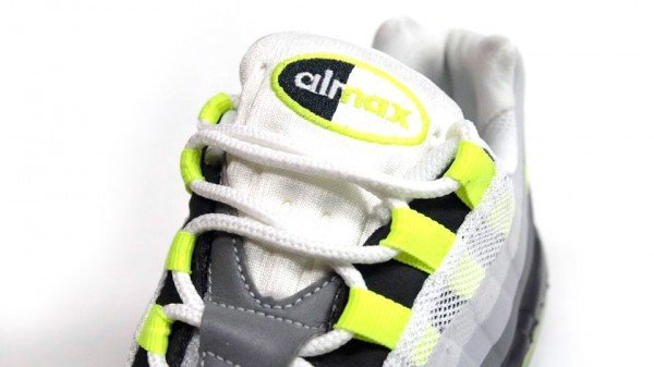 Nike Air Max 95 No-Sew 'Neon' - Another Look