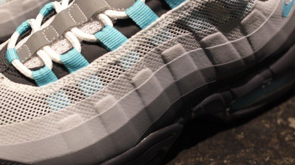 Nike Air Max 95 No-Sew 'Sax'