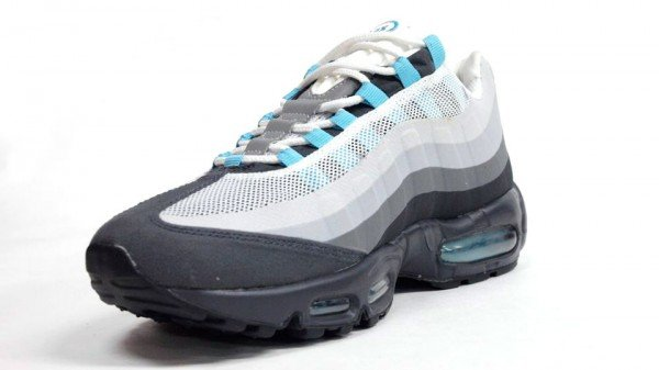 Nike Air Max 95 No-Sew 'Sax' - Another Look