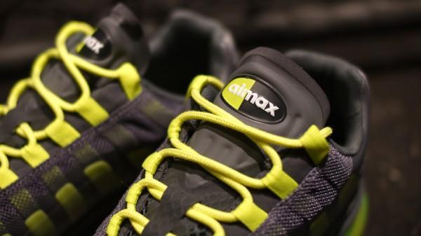 Nike Air Max 95+ BB 'Dark Grey/Wolf Grey-Anthracite-Volt'