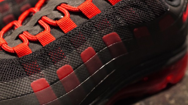 Nike Air Max 95+ BB 'Black/Red'