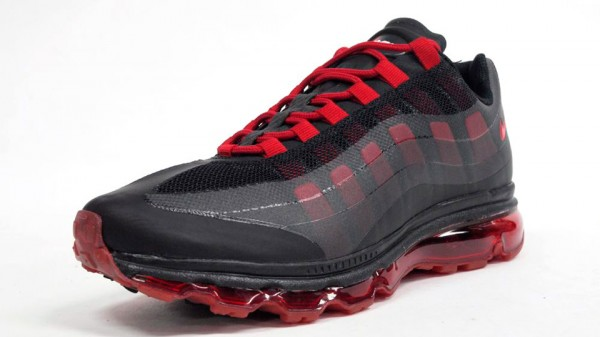 Nike Air Max 95+ BB 'Black/Sport Red' - Another Look